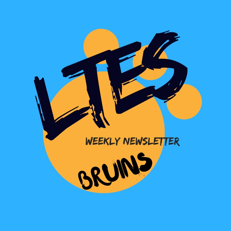 LTES Weekly Newsletter