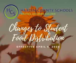 changes to food distro eff apr 6 2020