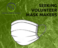 mask making volunteers