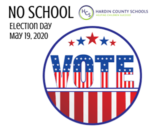 NO SCHOOL - PRIMARY ELECTION DAY linked image