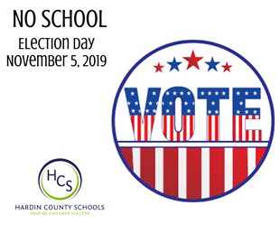 NO SCHOOL - ELECTION DAY linked image