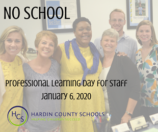 NO SCHOOL - PROFESSIONAL LEARNING DAY FOR STAFF linked image