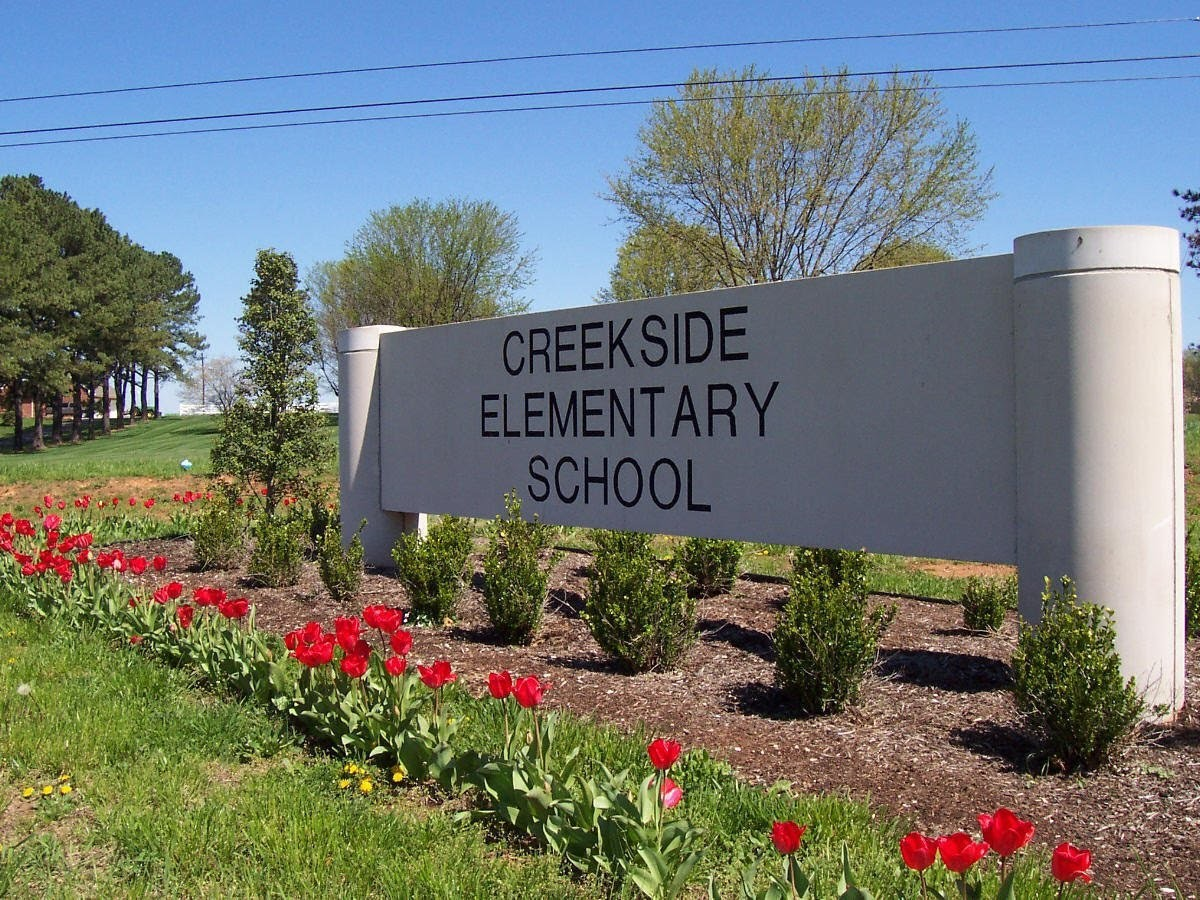 Welcome to Creekside!