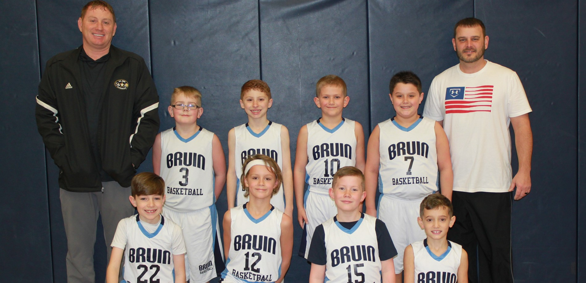 LTES 3rd Grade Basketball Team