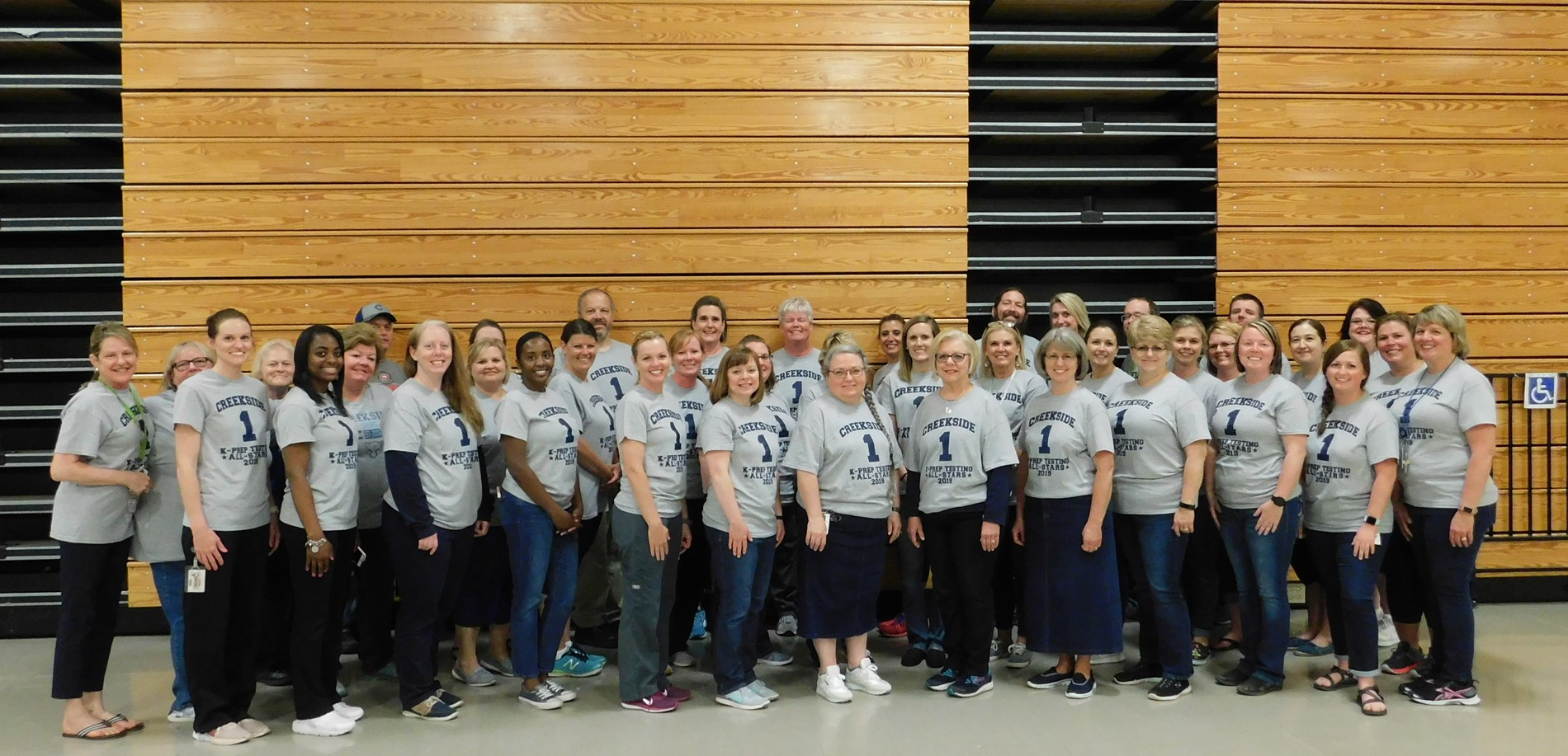 Creekside Staff Photo