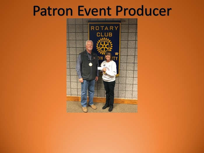 Thanks to Hardin County AM Rotary for their Sponsorship!