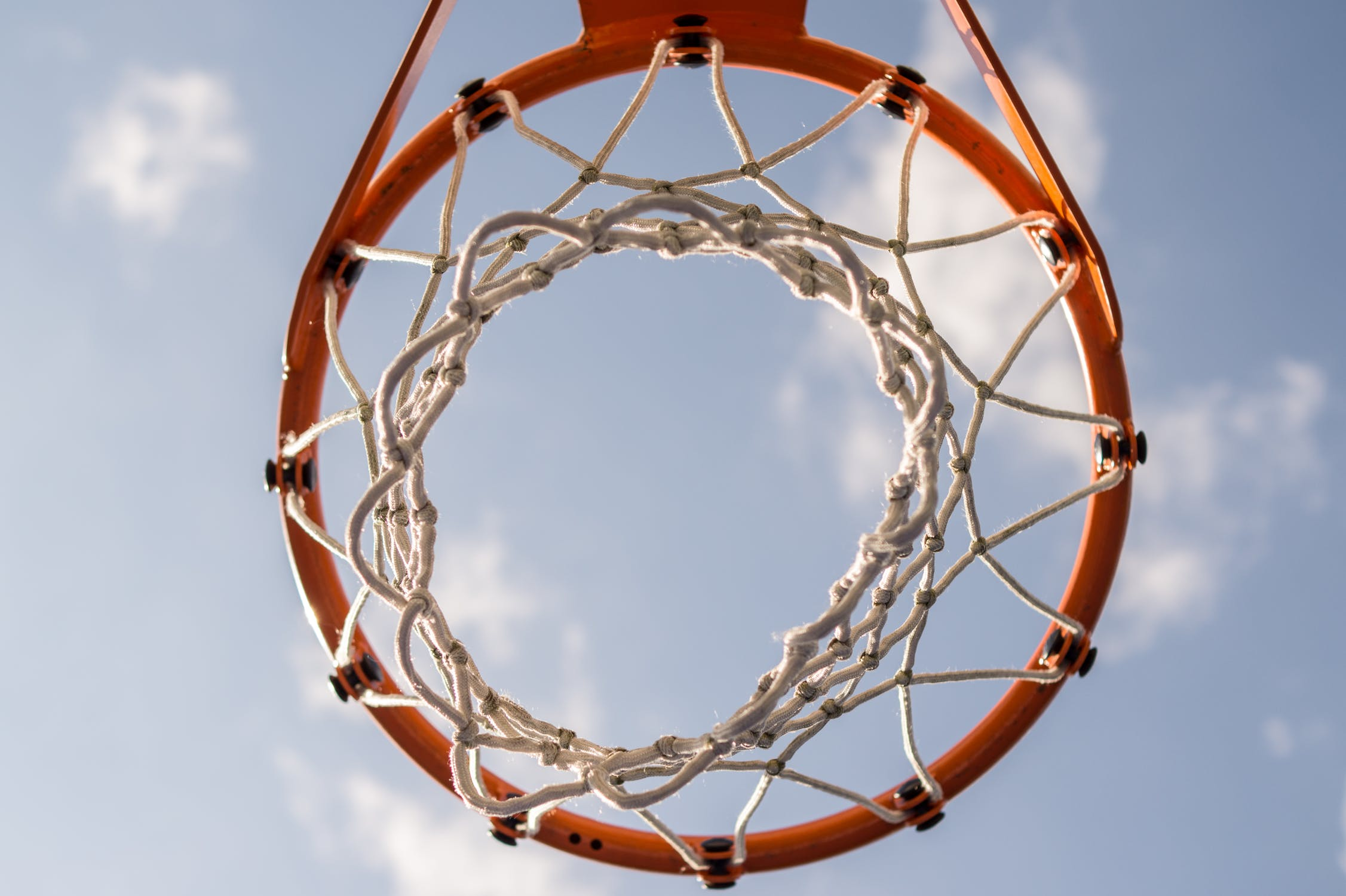 Image of basketball goal