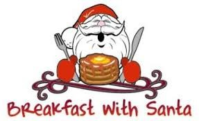 Pancakes with Santa linked image