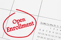 Open Enrollment for New or Transferring Students  linked image