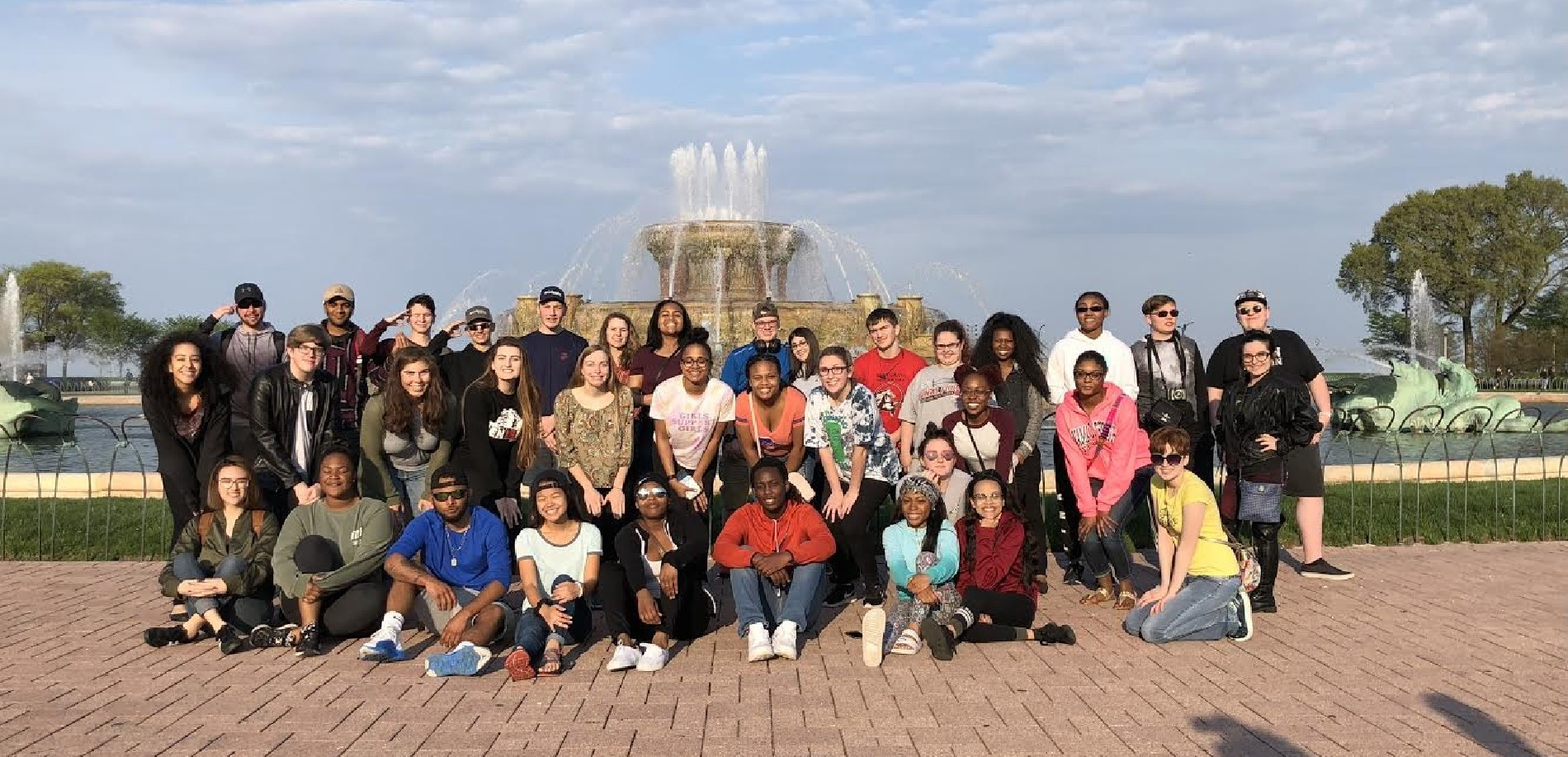 Class of 2018 Senior Trip to Chicago