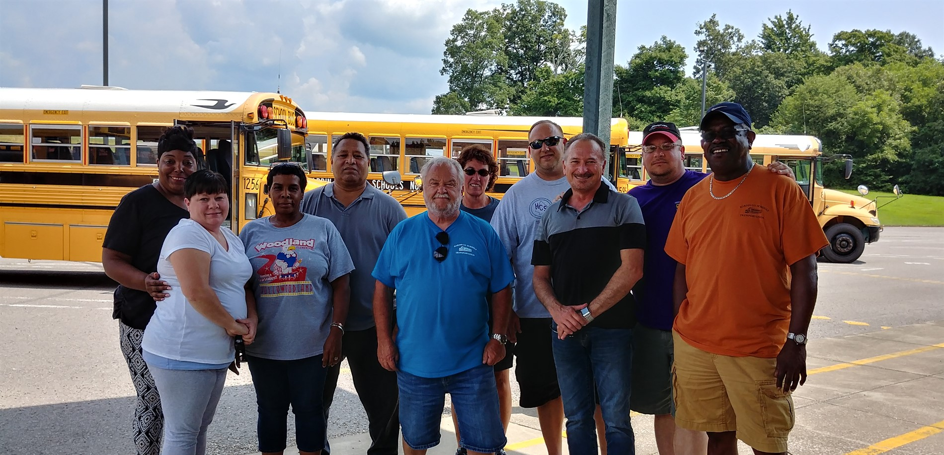 Woodland Bus Drivers