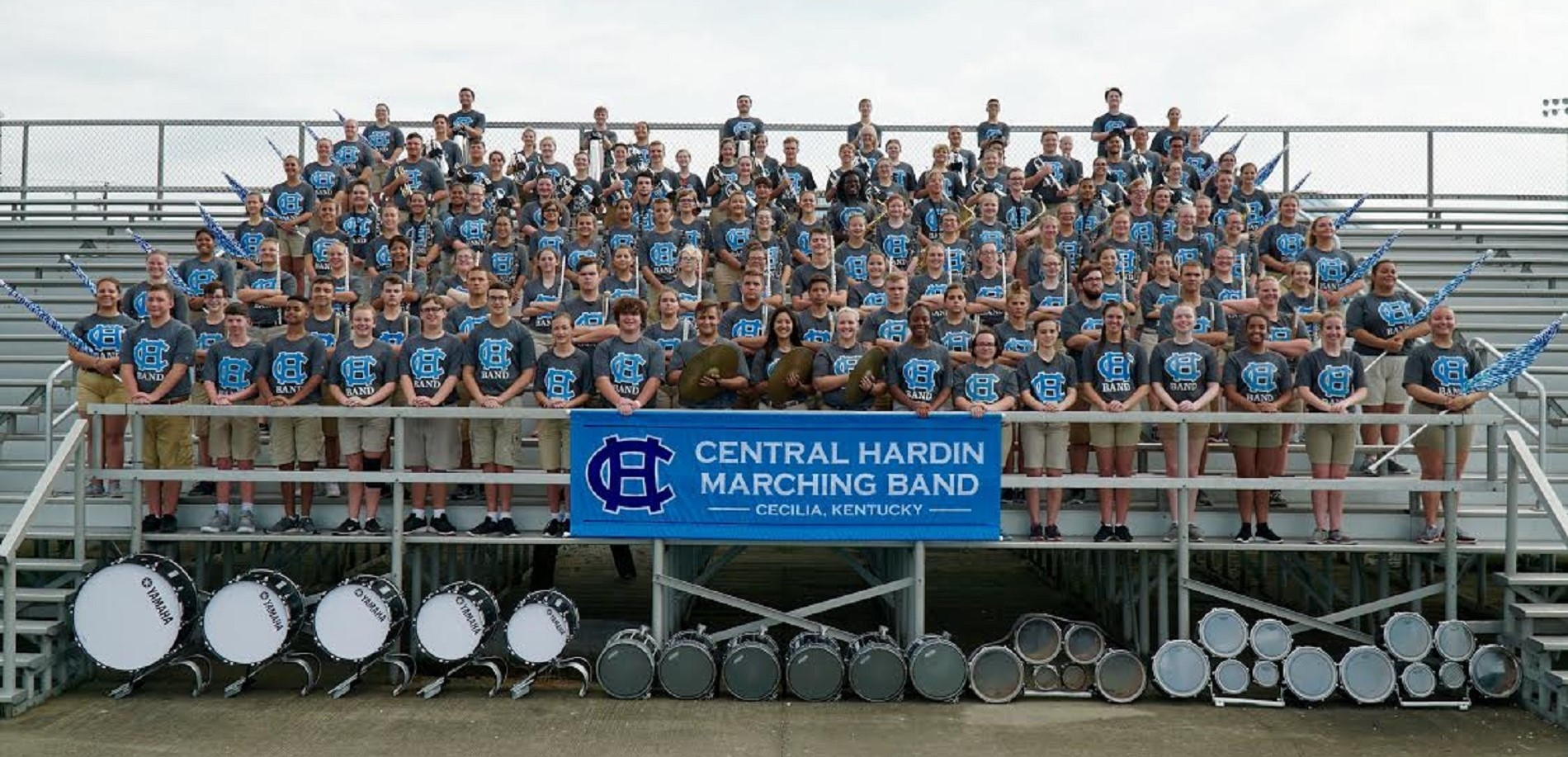 Central Hardin Marching Bruins