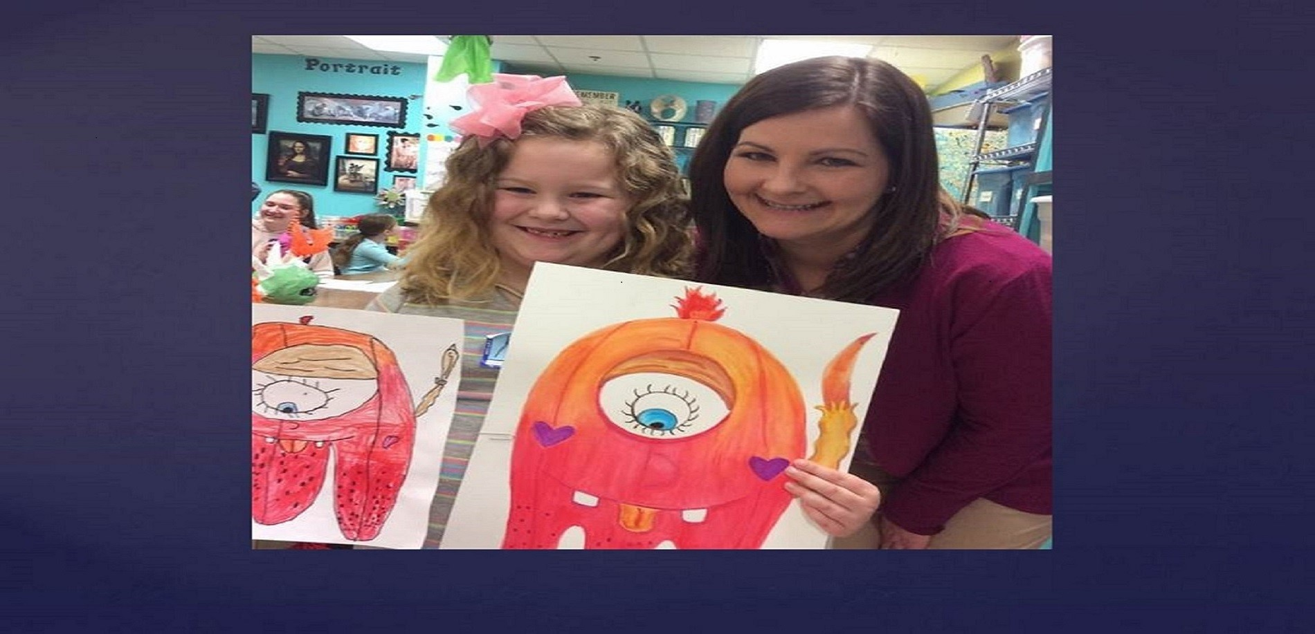 CHHS art students collaborated with LTES to complete their