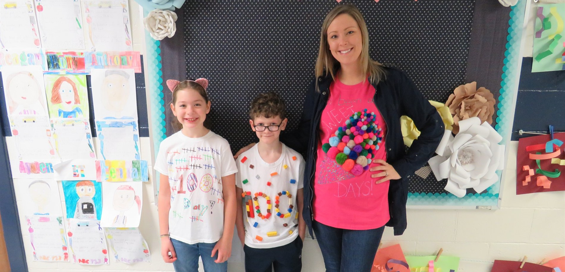 100 Days Smarter in Mrs. Larkin's Class