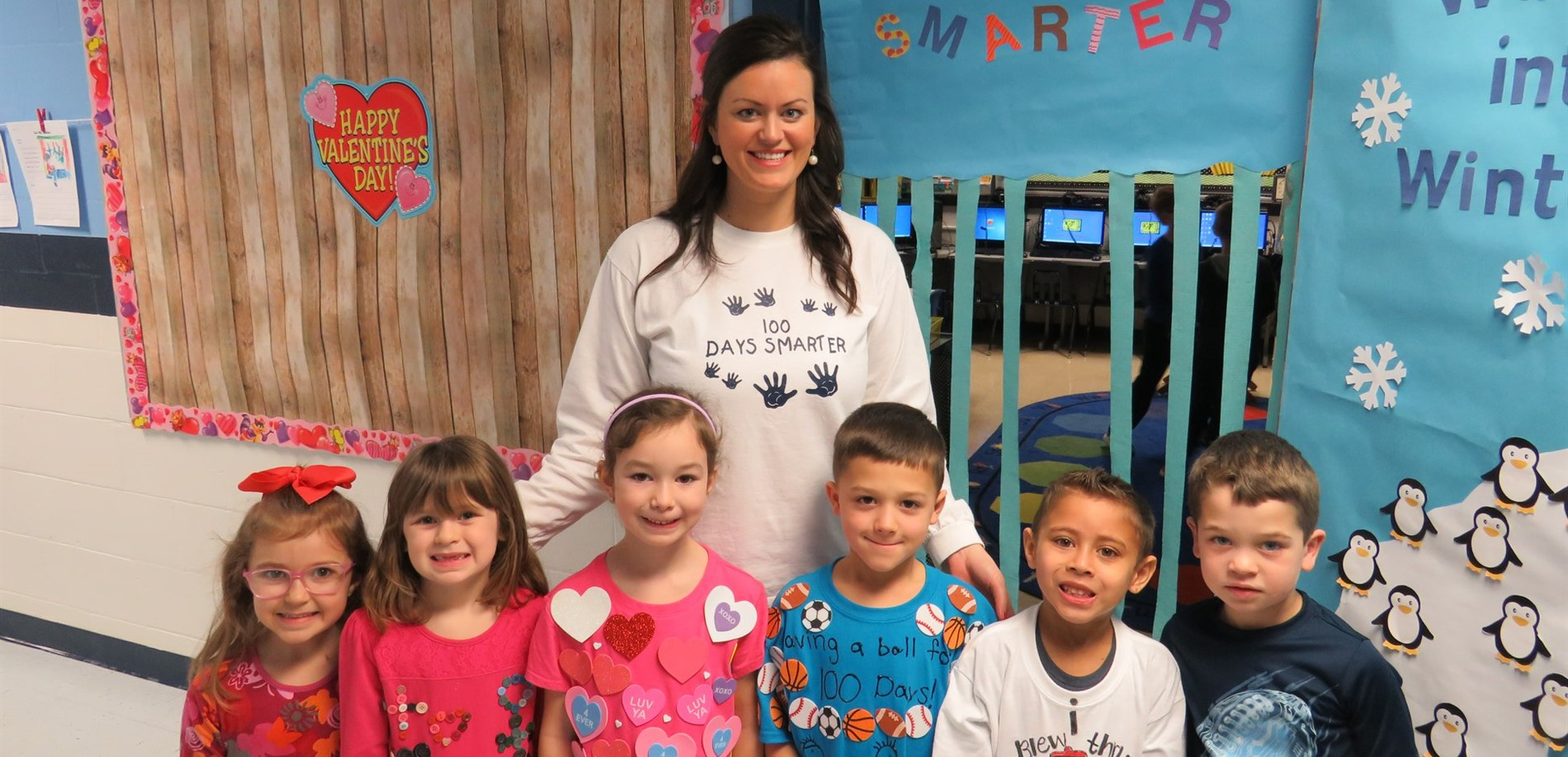 100 Days Smarter in Mrs. Goodman's Class